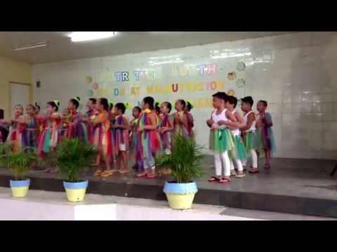 Grade 1 Sses Nutrition Month Jingle Contest video