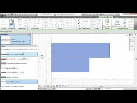 Revit 2012 Project Tutorial Set 2C
