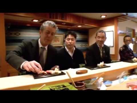 Japan Sukiyabashi Jiro 3 Star Sushi