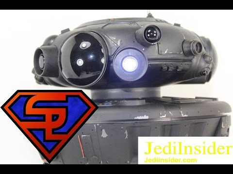 Star Wars Sideshow Collectibles Imperial Probe Droid 1/6 Scale Movie Collectible Figure Review