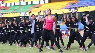 Katrina Kaif Is Dancing On Dhoom Machale Songs : Looking Hot