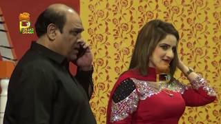 Agha Majid and Kousar Bhatti Stage Drama New Year Party Full Comedy Clip 2019