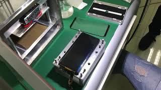 Clean space How to use YMJ Machine SamSung S8 Plus lcd repair !!!whatsapp+8613824315897