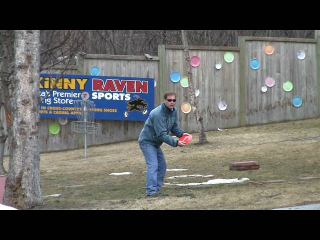 Amazing Disc Golf Shots 2010