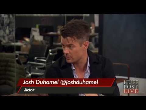 Josh Duhamel Loves Being A Father