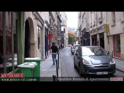 Paris, France - Video Tour of Le Marais Neighborhood (Part 2)
