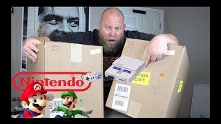 I bought a $1,537 Amazon Customer Returns ELECTRONICS Pallet / Mystery Boxes + NINTENDO SURPRISE!