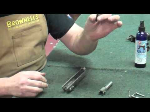 Gunsmithing Disassembly: Ruger P95DC (Gunworks)