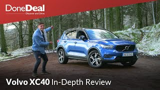 Volvo XC40 Review | Donedeal.ie
