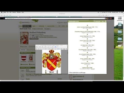 Knights Templar - Visigoths, Vikings,  - History Channel matches Kraft Family Tree