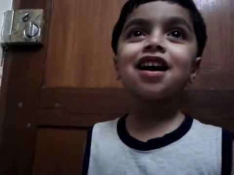 Naadha Ninne Kanaan - Sam,3 Singing Naadha Ninne Kanaan video