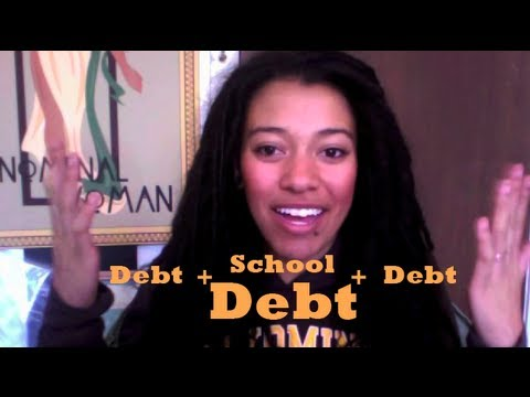 Avoid Debt - Art School - Joining the College Conspiracy Debate -- Dave Ramsey