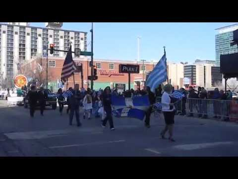 GREEK INDEPENDENCE DAY PARADE ~ CHICAGO 2014 #1