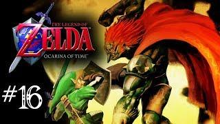The Legend Of Zelda: Ocarina Of Time (4K) - Walkthrough Part 16: Back Home