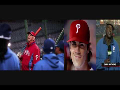 I've Gotta Feeling!(Charlie Manuel, Cole Hamels, and Gary Matthews) Video