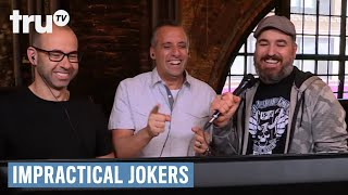 Impractical Jokers - Breakfast with Panda Balls | truTV