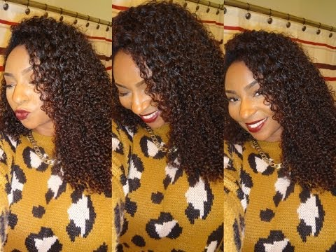 Nicole Noire: Best Virgin Curly Hair Ever - Erotic Coil !! + Discount Promo Code