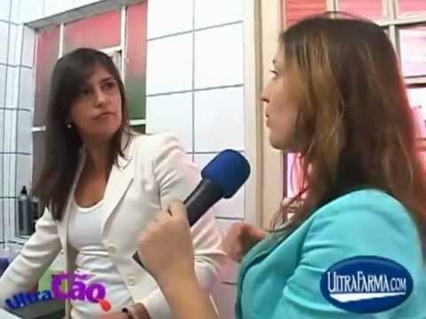 CENTRO DE OFTALMOLOGIA VETERINÁRIA   PET OFTALMOVET   TV GAZETA   15 DE JULHO 2012