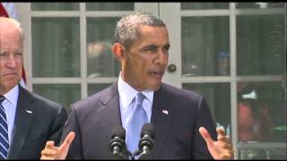 Obama to Seek Congressional Approval on Syria  8/31/13