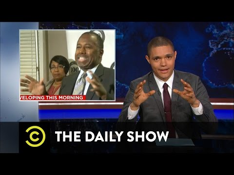 The Daily Show with Trevor Noah - Republicans Call for Babyproofed Debates