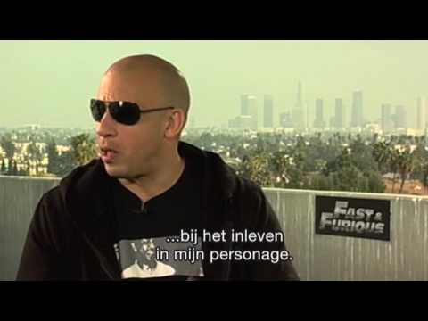Interviews Paul Walker & Vin Diesel about Fast & Furious