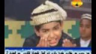 Download A Beautyfull small Child Raees Anis Sabri reciting Qawali (I 3Gp Mp4