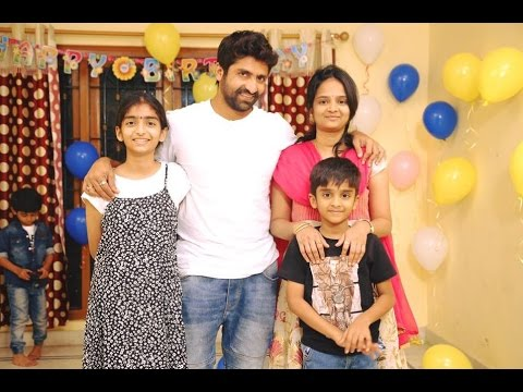 Dhee Jodi Sekhar Master Wife and Family Rare and Unseen Images thumbnail