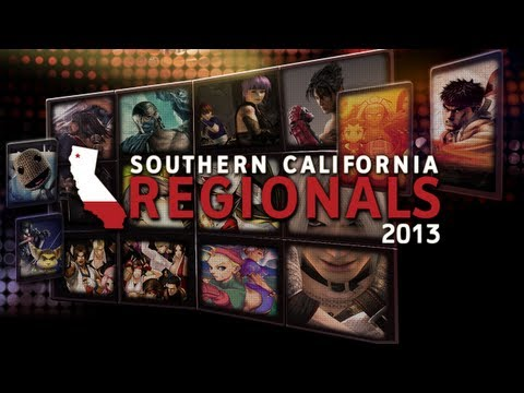 Socal Regionals 2013 - Soulcalibur 5 - Top 4