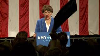 'We must demand a more civil tone': Democrat Amy McGrath defeated in Kentucky