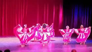 Feminino na dança 19/05/2019 Teatro do Centur