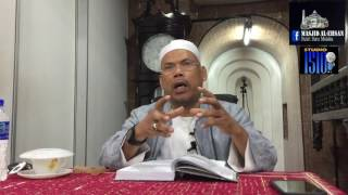 Pengajian Kitab Nasihat Agama Dan Wasiat Iman - SiRi 22