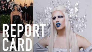 Met Gala 2018 Fashion Recap With Aquaria | WWD
