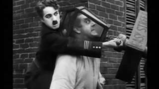 Charlie Chaplins - Easy Street (Charlot policeman)