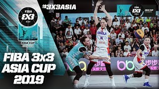 LIVE FIBA 3x3 Asia Cup 2019 Day 4 Changsha, China