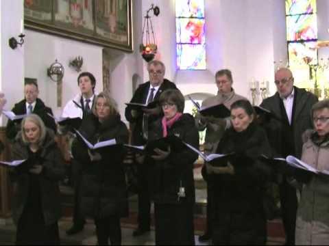 Koncert Chóru - Stockholm Chamber Singers W Kościele Św. Wacława W Radomiu - Cz. II