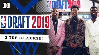 Top 10 Takeover | Duke at 2019 NBA Draft