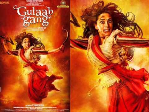 Rangi Saari Gulaabi -- Gulaab Gang