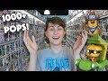 Lagu BobaKhan Funko Pop Hunting! | 1000+ Pops!