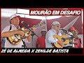 ZÉ DE ALMEIDA VS ZENILDE BATISTA - MOURÃO EM DESAFIO
