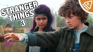 What the New Stranger Things Characters Mean for Season 3! (Nerdist News w/ Jessica Chobot)