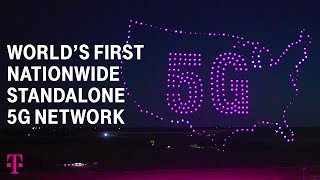 World's First Nationwide Standalone 5G Network | T-Mobile