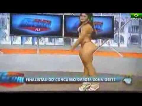 CONCURSO GAROTAS TV SHOW WAGNER MONTES BRASIL