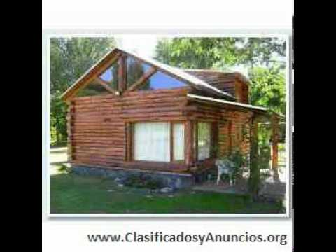Construccion de cabanas de troncos a 1800m2 total youtube - Construccion de cabanas de madera ...
