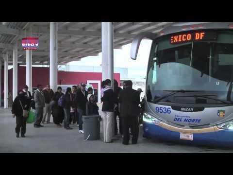 Aumentó 30 por ciento corridas de autobuses foráneos