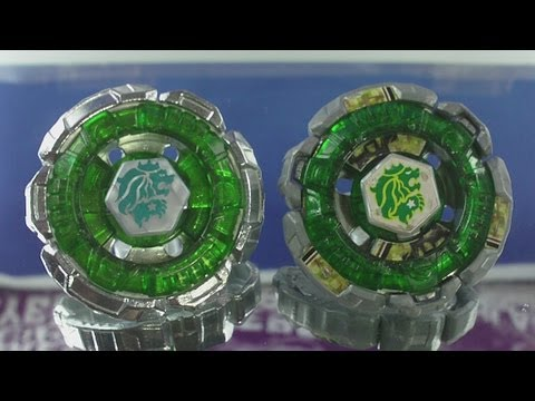 Beyblade Fang Leone 130W²D (Hasbro and Takara Tomy) - The Difference HD! AWESOME