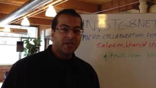 RHoK Toronto December 2012: InvestigateNet