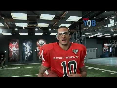 Sports Science: Colin Kaepernick