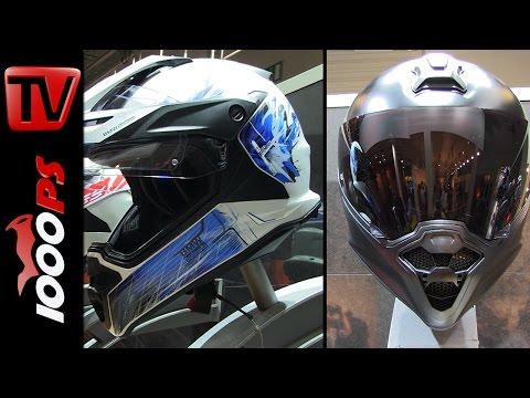 BMW Helm GS | Offroad-Streetfighterhelm | Vollkarbon, Dekor, Preise