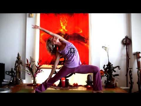 Shiva Rea - Prana Flow Teacher Training