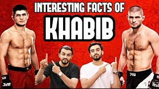 INTERESTING Facts of KHABIB (HINDI URDU) | The Baigan Vines